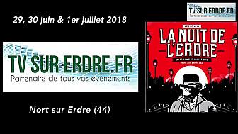 La Nuit De l'Erdre 2018 #festival #loireatlantique #musique #catherineringer #ultravomit #orelsan #thérapietaxi #jahneration