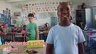 Atelier Web Reporter CINOR - Penser et vivre éco – CM2 La Chaumière - Saint-Denis
