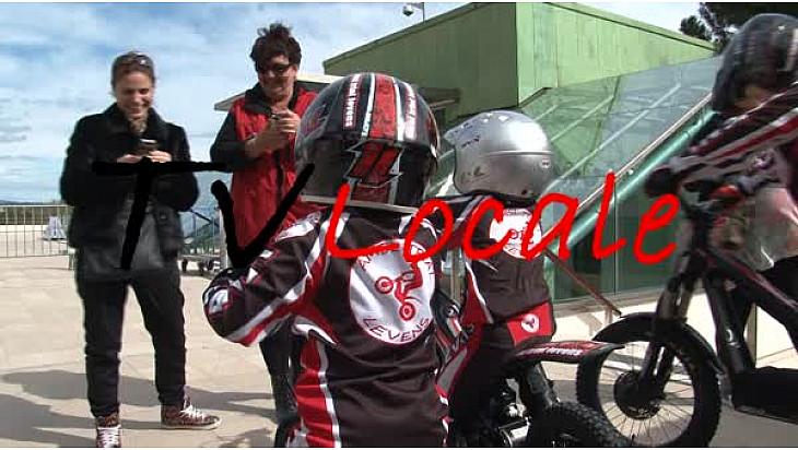 Moto Trial Electrique : l'association AMSL TRIAL LEVENS (06) promeut les motos électrique à Monaco