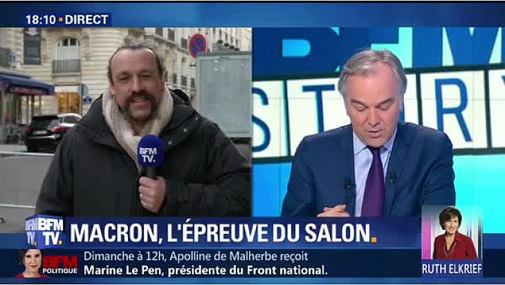 Benoît Biteau sur BFM TV