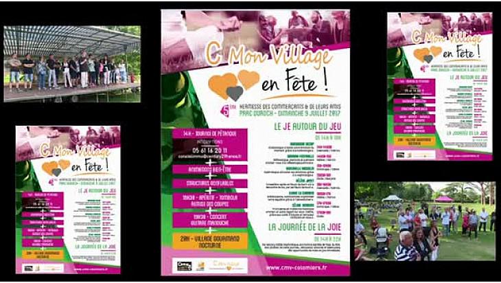 Colomiers : C'est mon village #colomiers #commerces #occitanie #TvLocale-fr