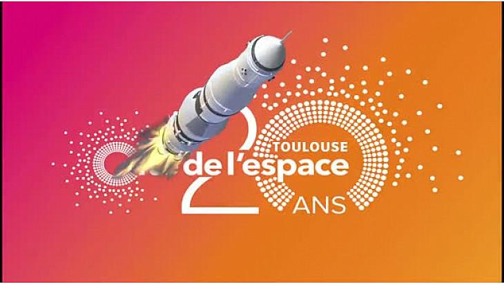 Claudie HAIGNERE interview spécial @CiteEspace #Toulouse #spacial #TvLocale.fr