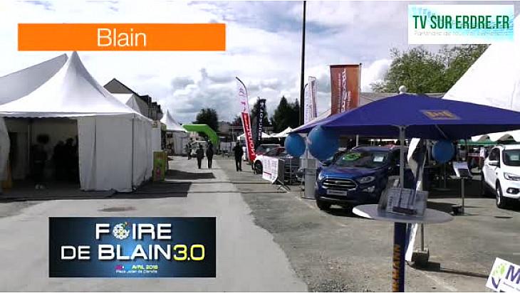 Foire de Blain 3.0 @tvsurerdre #foire #expo #entrepreneur