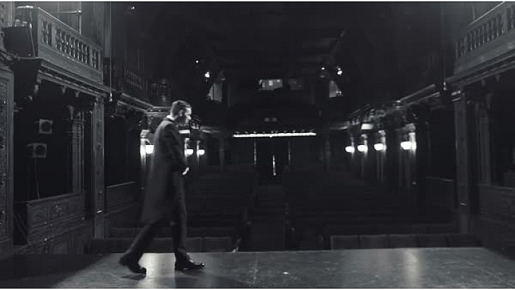 Guillaume Muller - L'artiste : le clip hommage à The Artist