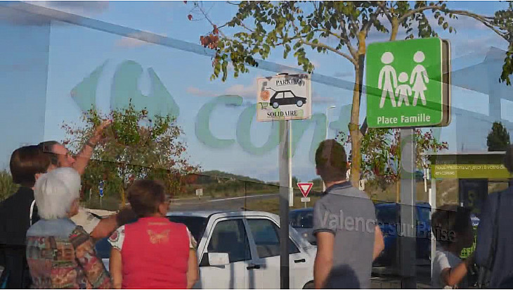 Parking Solidaire #tvlocale.fr