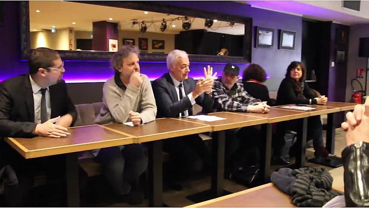 Conférence de Presse contre l'application Reporty @villedeNice