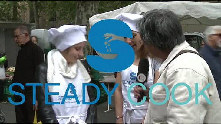 Steady Cook Plateforme Numérique Marchande pour les Producteurs locaux et les Restaurateurs