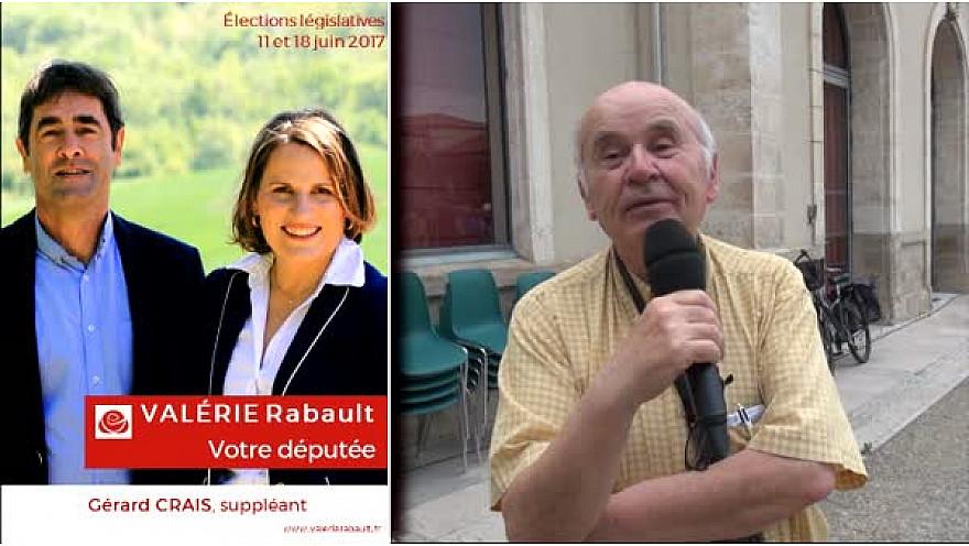 Le 18 Juin 2017, votons @Valerie_Rabault