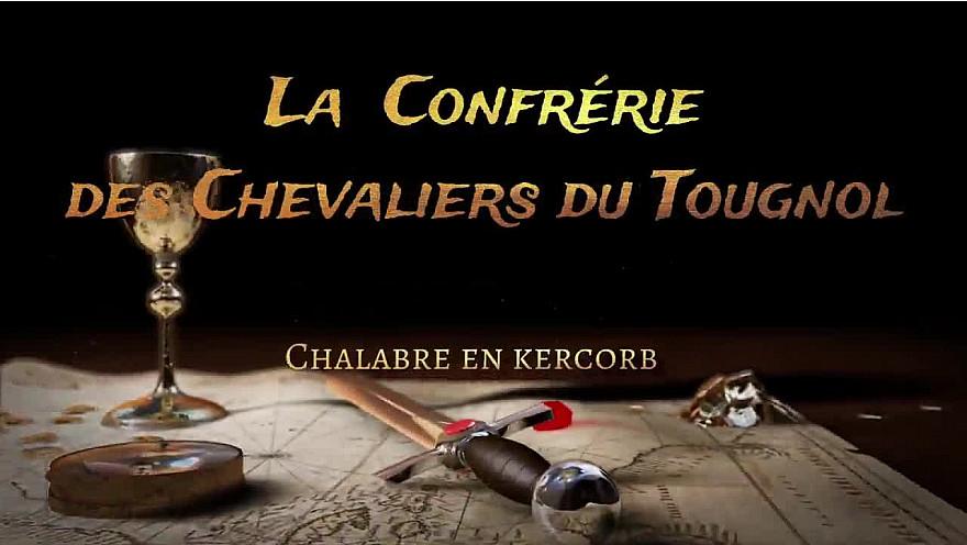 La confrérie des chevaliers du Tougnol #confrérie #chalabre #audetourisme #occitanie #tvlocale.fr