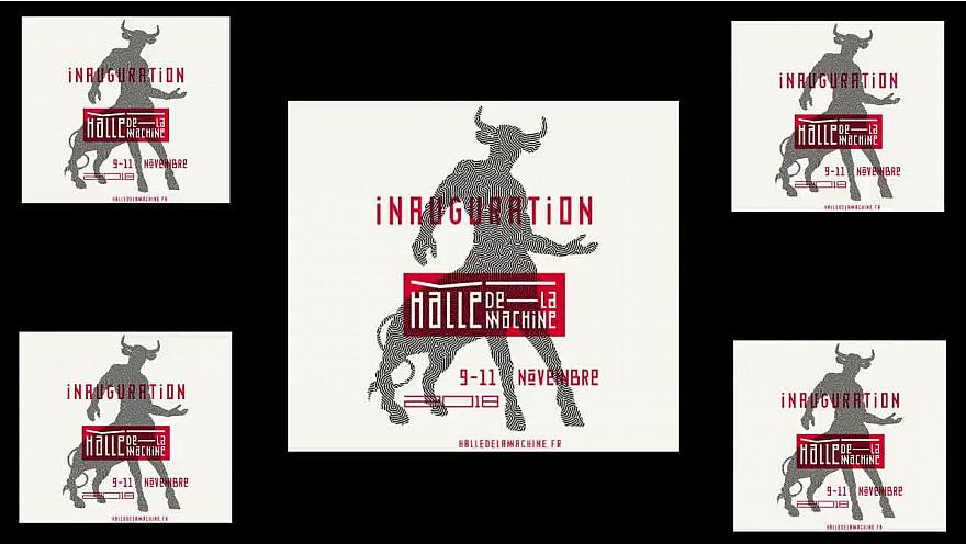 Inauguration la Halle de la Machine à Toulouse @lamachine #Delaroziere #Toulouse Métropole #tvlocale.fr