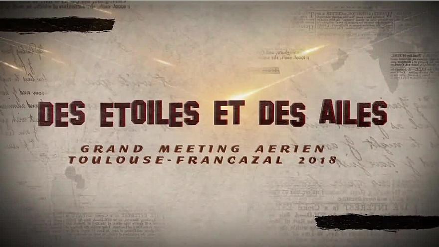 Meeting aérien des Etoiles et des Ailes 2018 #Toulouse-Francazal @meeting_deda #plane #tvlocale.fr @Smartrezo