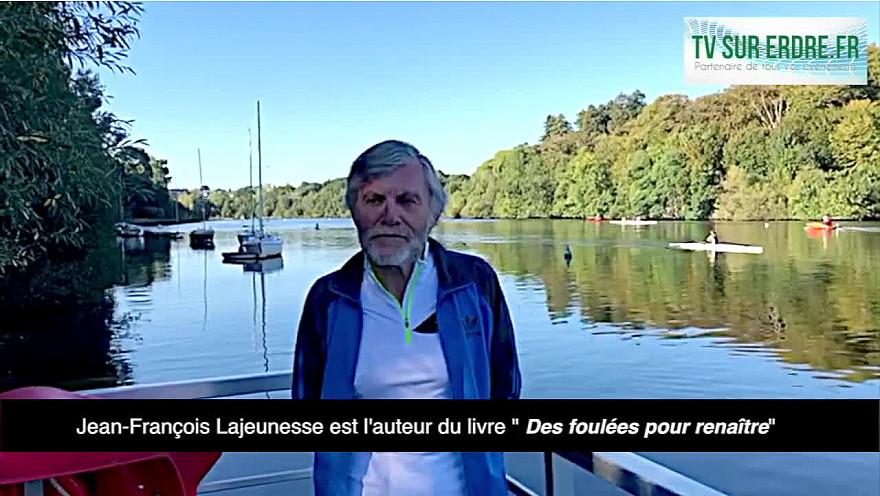 Interview Jean-François Lajeunesse #auteur #livre