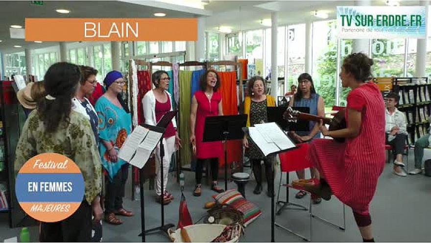Blain : Festival en Femmes Majeures