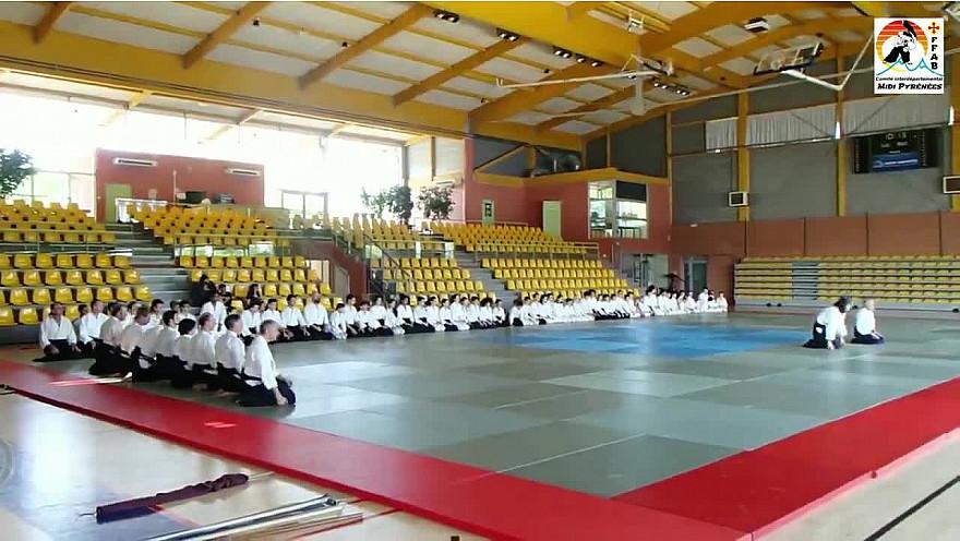 Stage Aïkido enfants à Temple-sur-Lot