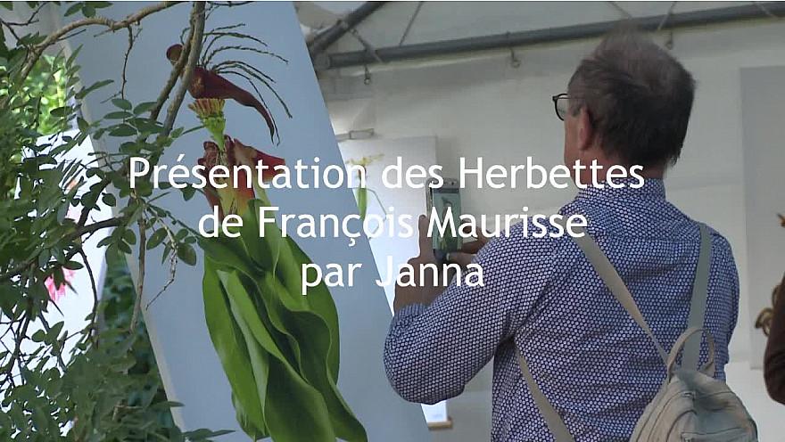 Jeunes Reporters Sans Frontières : Découvrez l'histoire féerique des Herbettes et des Vinoglyphes de l'Exflorateur François Maurisse par Janna