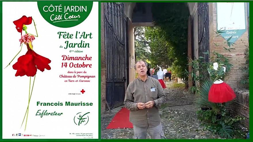 Les Herbettes de l'Exflorateur François Maurisse à la  6ème édition de