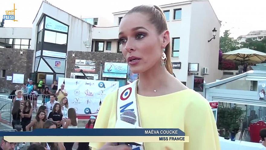 Télé Paese Corsica: Calvi : Mode, beauté et élégance de rigueur à l'Eden Fashion Week @TelePaese