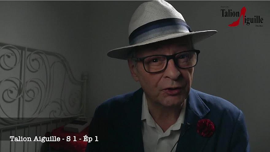 Thriller TALION AIGUILLE de Richard JOFFO:  épisode 1