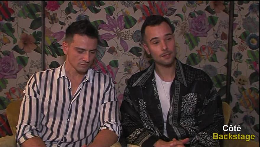 Le duo Cassandre nous parle de leur nouvel album @cassandremusic 