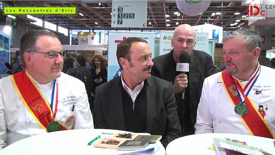 Les Rencontres d'Eric - Consommation - @tvdeschefs - @Smartrezo